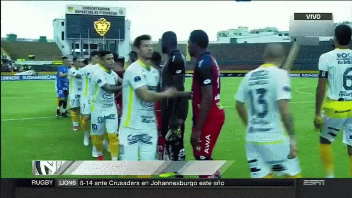 Defensa y Justicia sufrió ante El Nacional de Ecuador pero avanzó a octavos de final