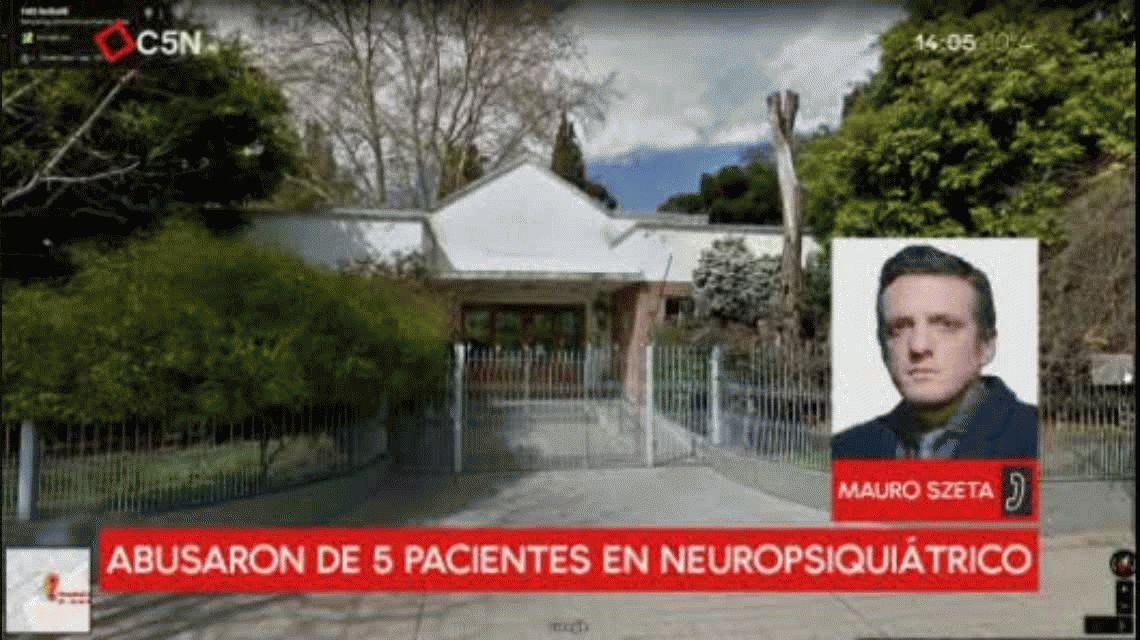 Abusaron de cinco pacientes en un neuropsiquiátrico de mujeres