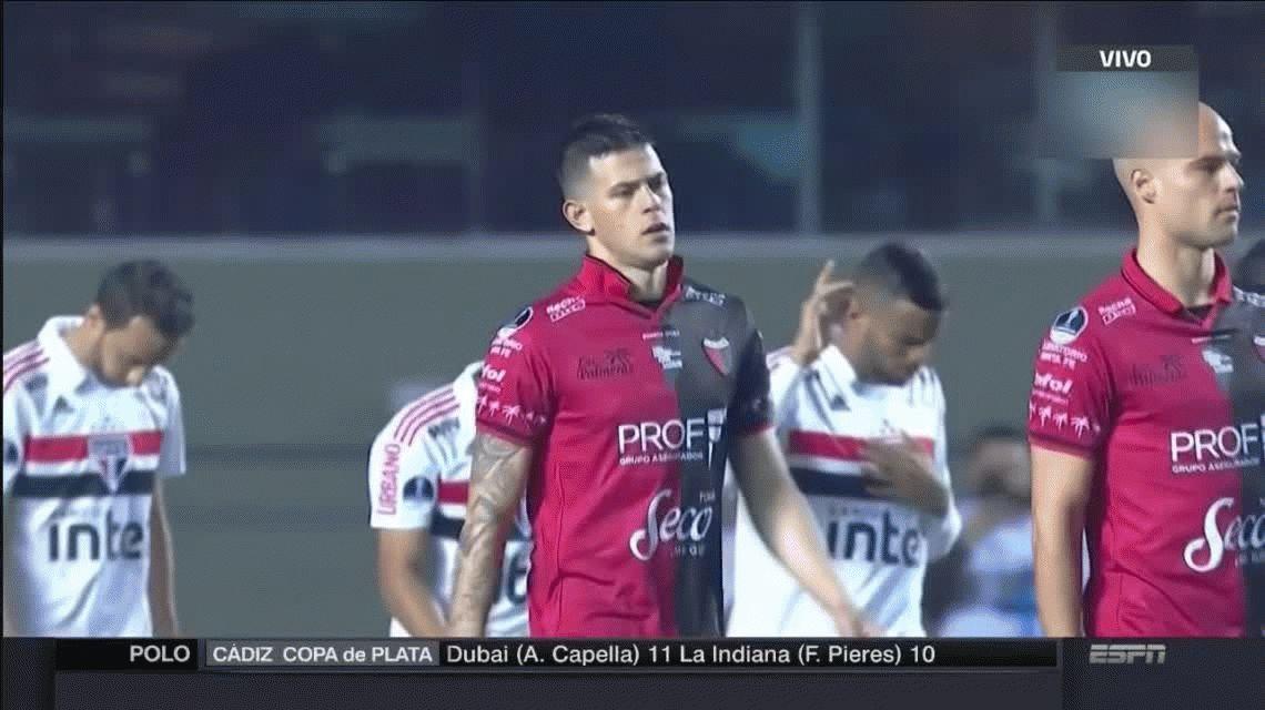 Histórico triunfo de Colón: primer equipo argentino que vence a San Pablo en el Morumbí