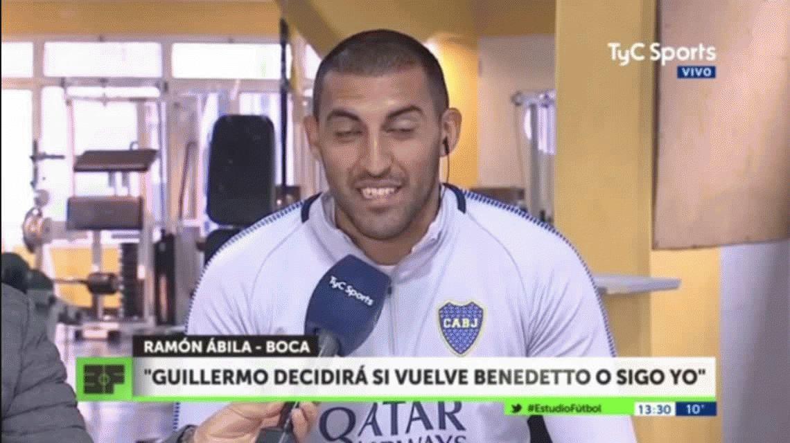 ¿Cabaret en Boca? Wanchope confesó qué le dijo a Mauro Zárate en medio del partido