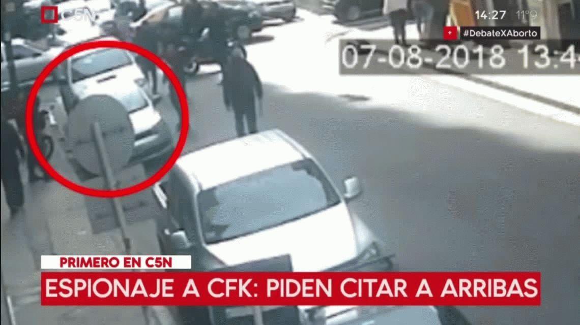 Espionaje a CFK: piden citar al titular de la AFI, Gustavo Arribas