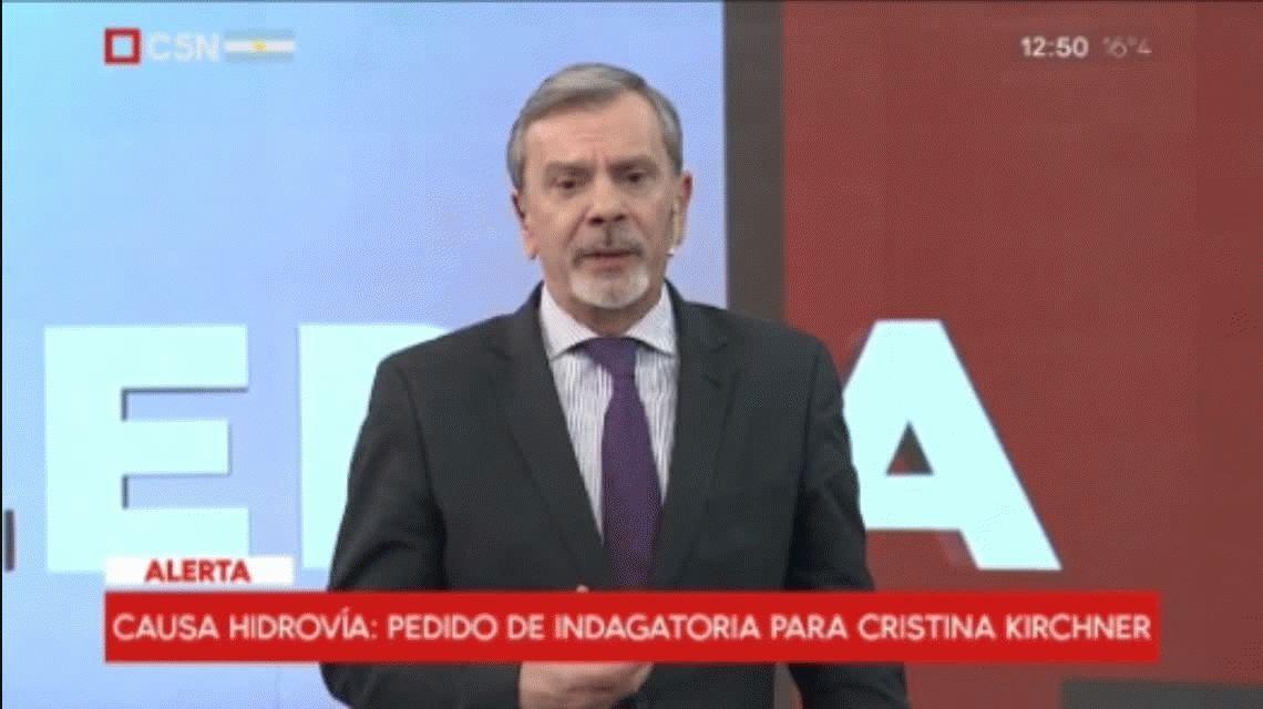 Gregorio Dalbón: Nadie garantiza que no se plante una prueba en los allanamientos
