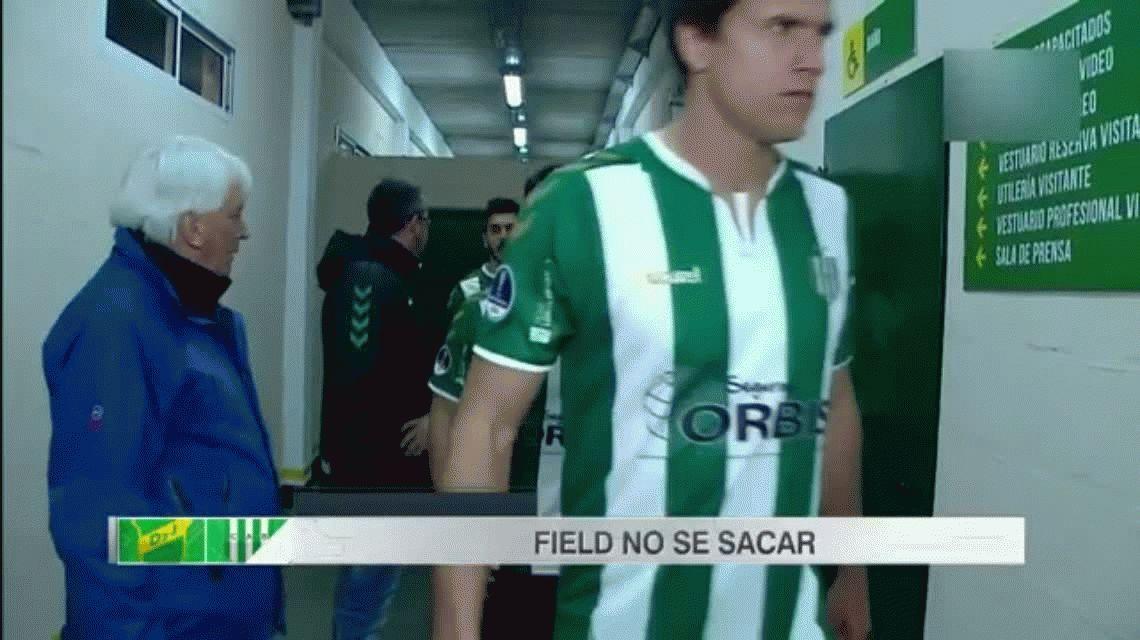 Impresionante lesión de Jonás Gutiérrez en el Defensa y Justicia - Banfield
