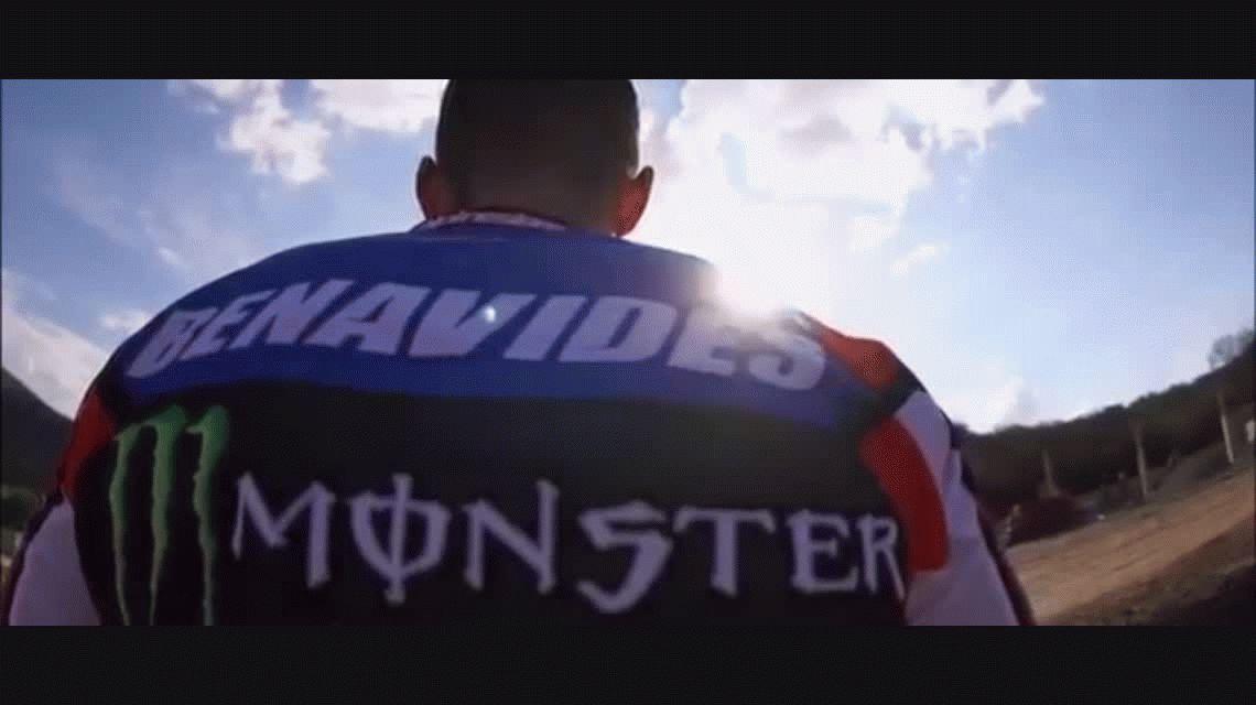 El salteño Kevin Benavides, el nuevo líder mundial de motos