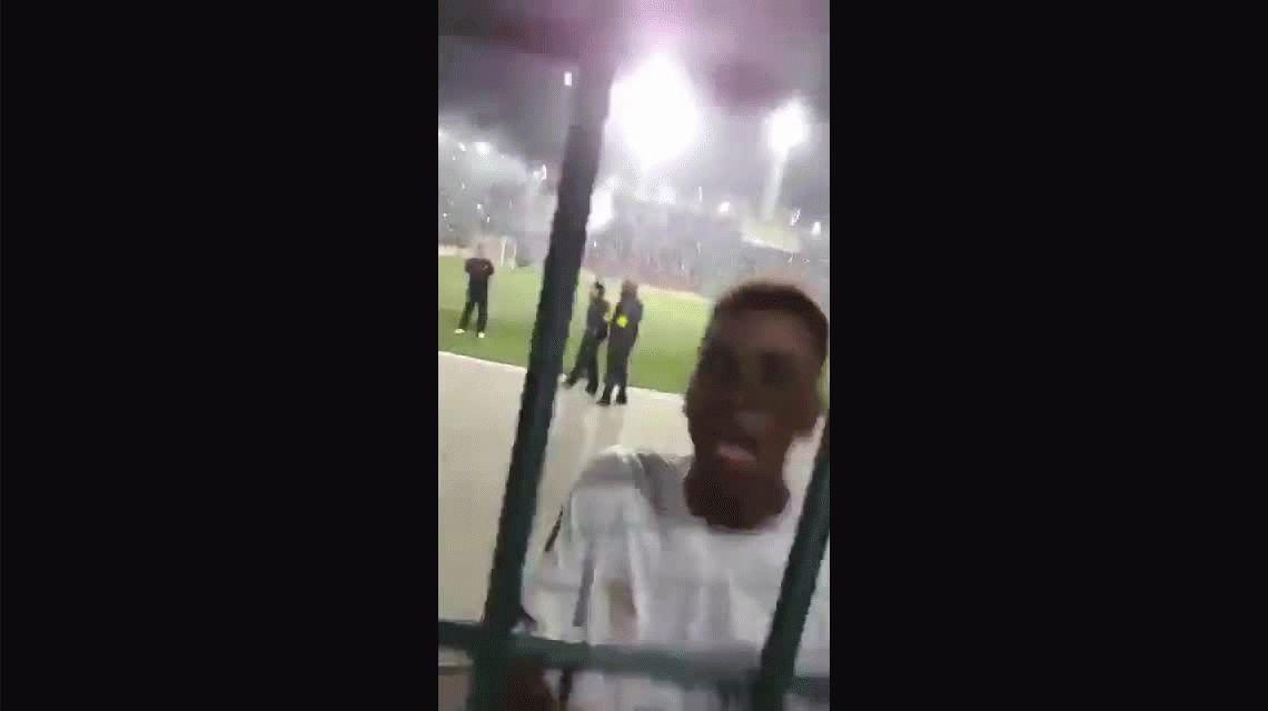 El descalificador insulto a la Conmebol de la estrella del Santos que compró el Real Madrid