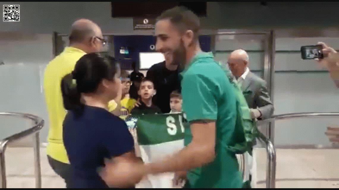El PSG cedió a préstamo a Giovani Lo Celso al Betis de España
