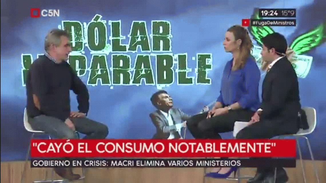 Agustín Rossi: Macri tiene más inseguridades que Sampaoli en el Mundial