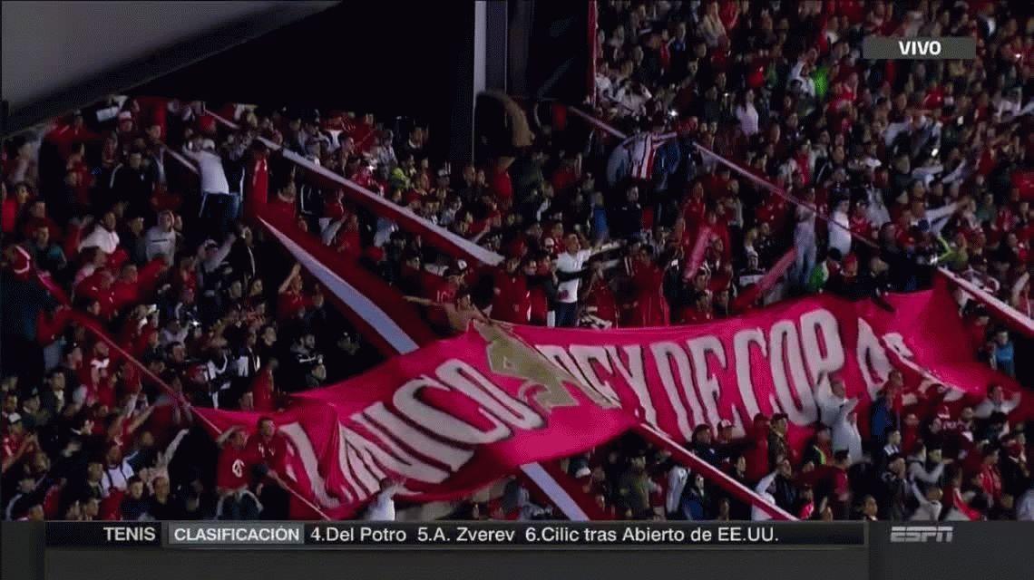 Batacazo: Brown de Adrogué eliminó a Independiente de la Copa Argentina