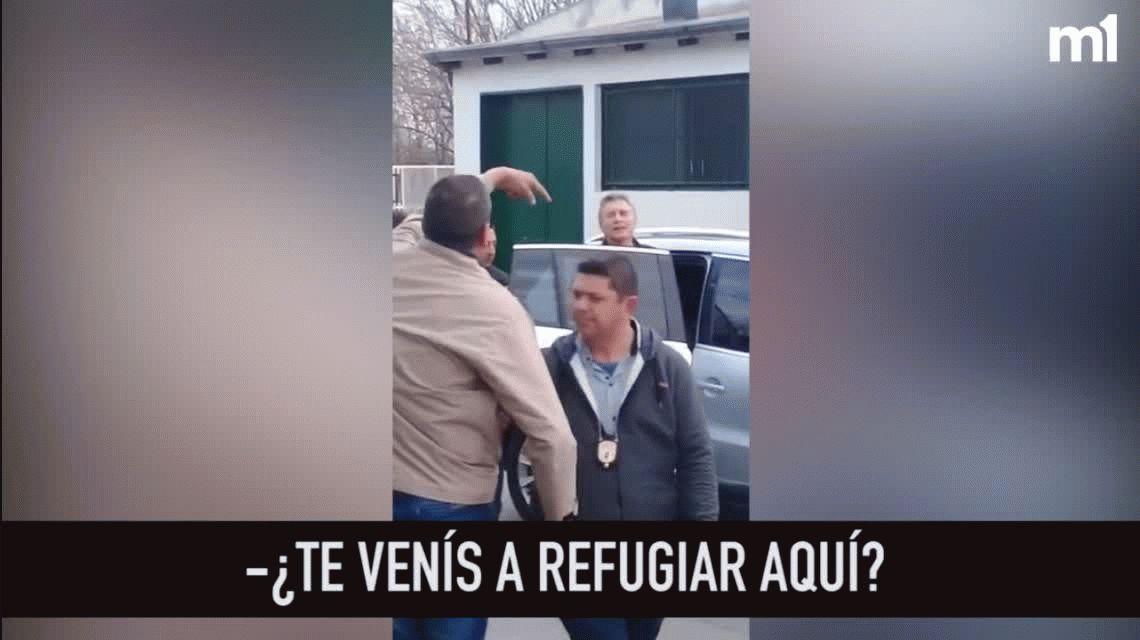 Increparon a Macri en Florencio Varela: ¡Estamos todos cagados de hambre!