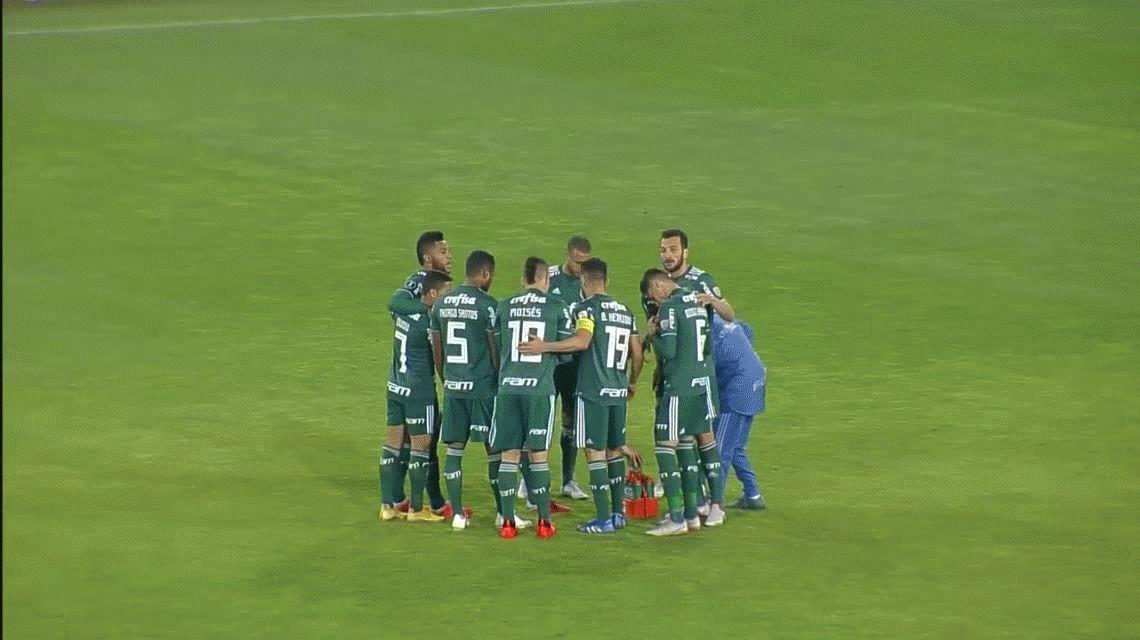 Palmeiras le ganó a Colo Colo en Chile y se encamina como posible rival de Boca