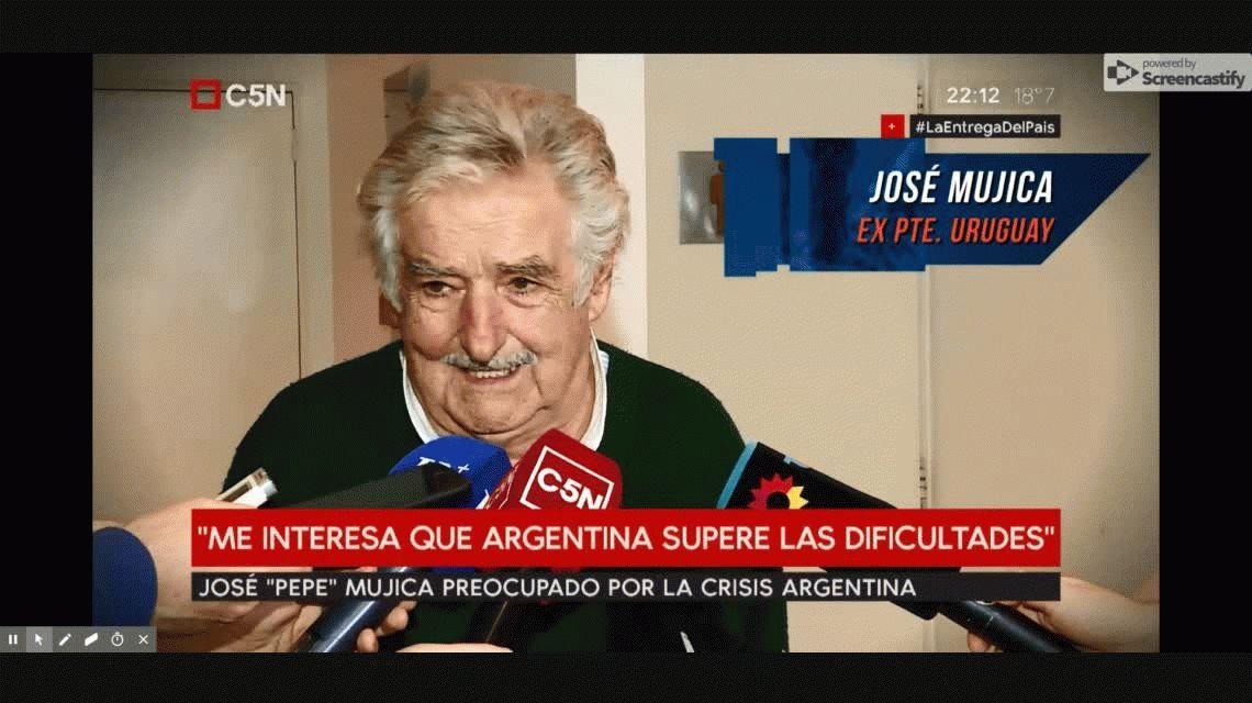 ¿Pepe Mujica le compraría un auto usado a Macri?