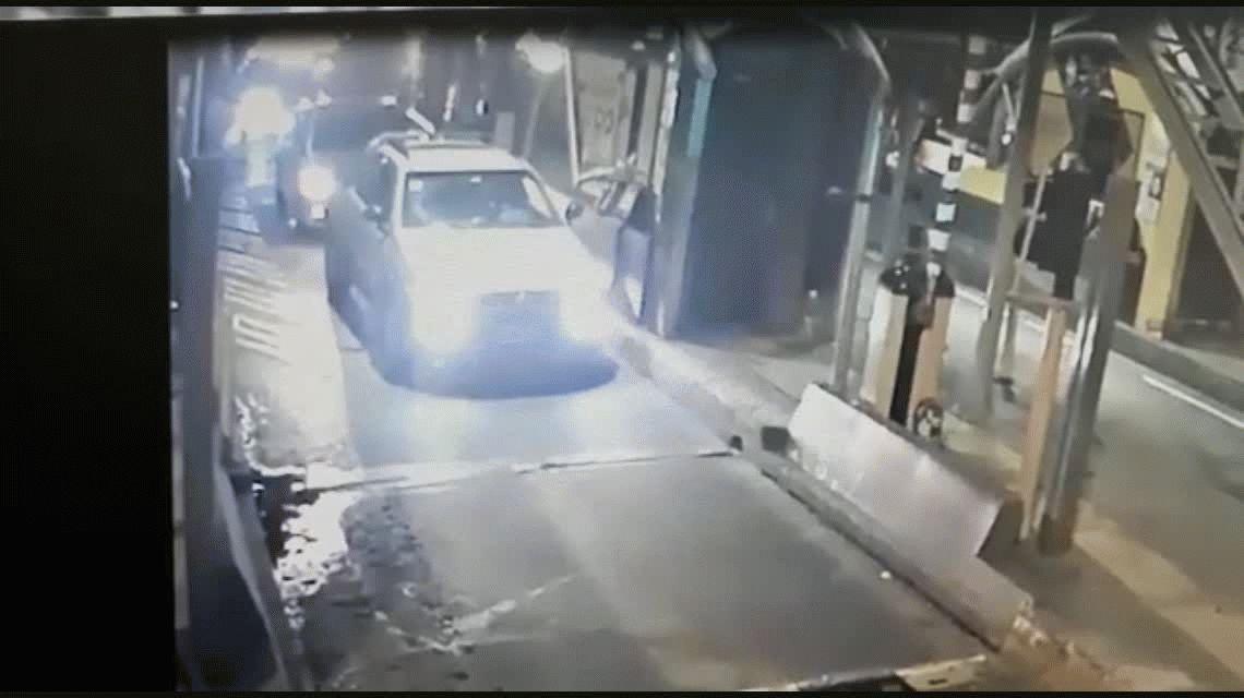 Crimen en la autopista Illia: el video de la discusión entre el prefecto y su víctima