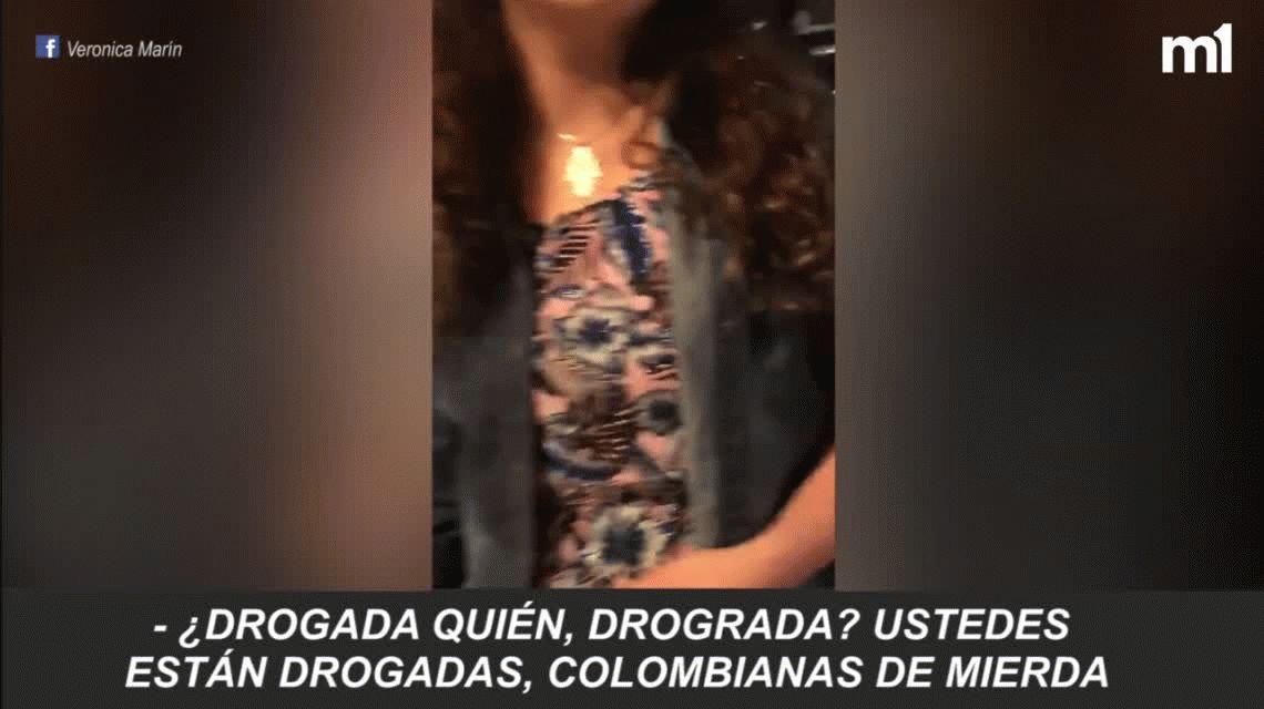 Váyanse de nuestro país: el ataque xenófobo a dos venezolanas en Palermo