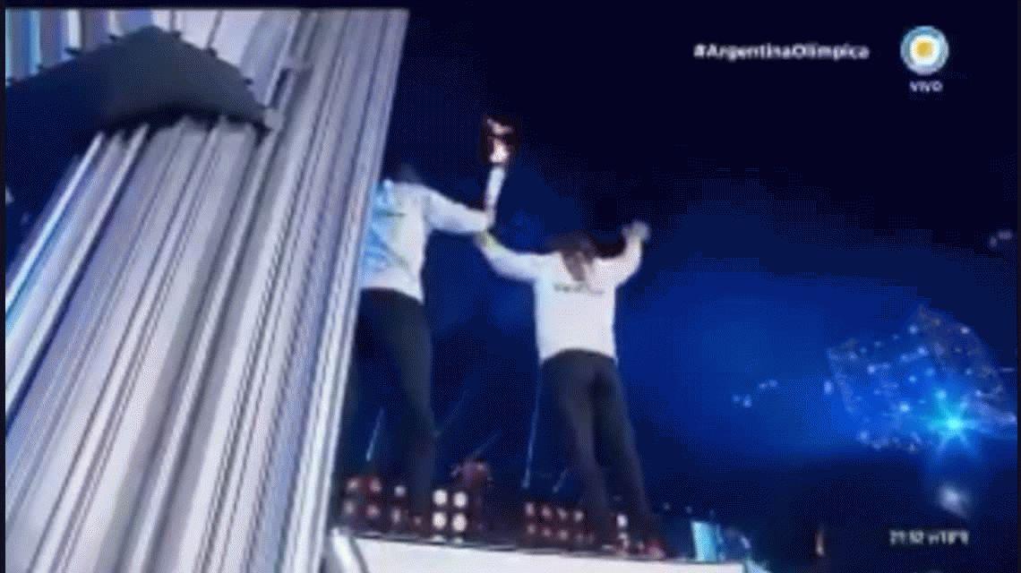 En Europa no se consigue: la hinchada de Boca musicalizó la ceremonia de apertura de los Juegos Olímpicos de la Juventud