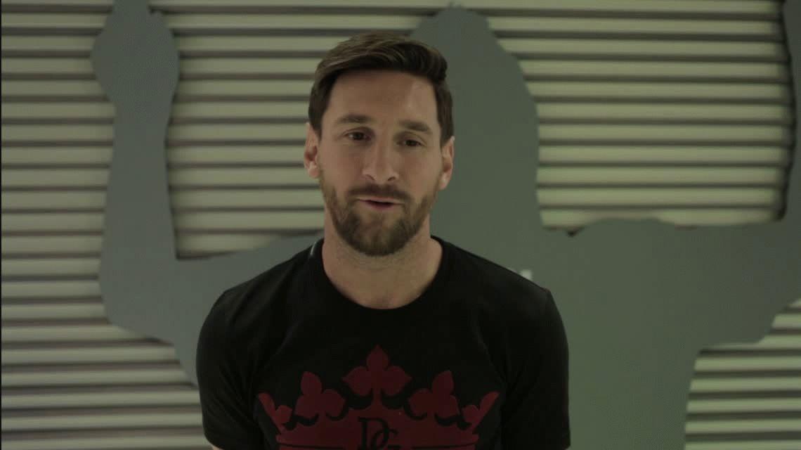 Lo que le faltaba: Messi se une al Cirque du Soleil para la creación de un show histórico