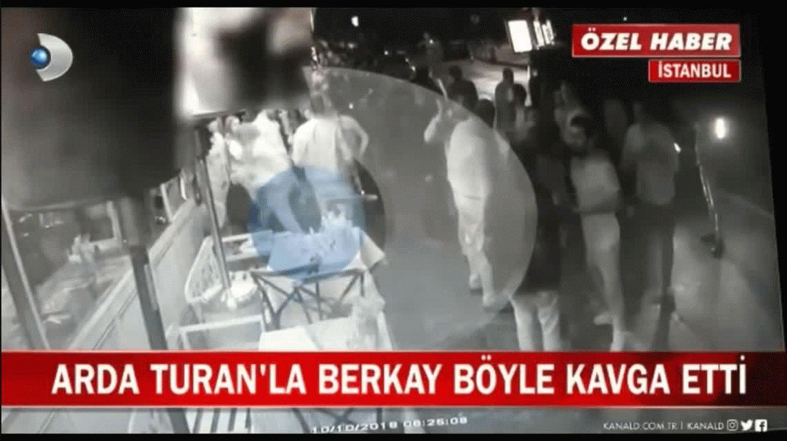 Arda Turan puede ir preso 12 años por abuso sexual y tenencia de armas