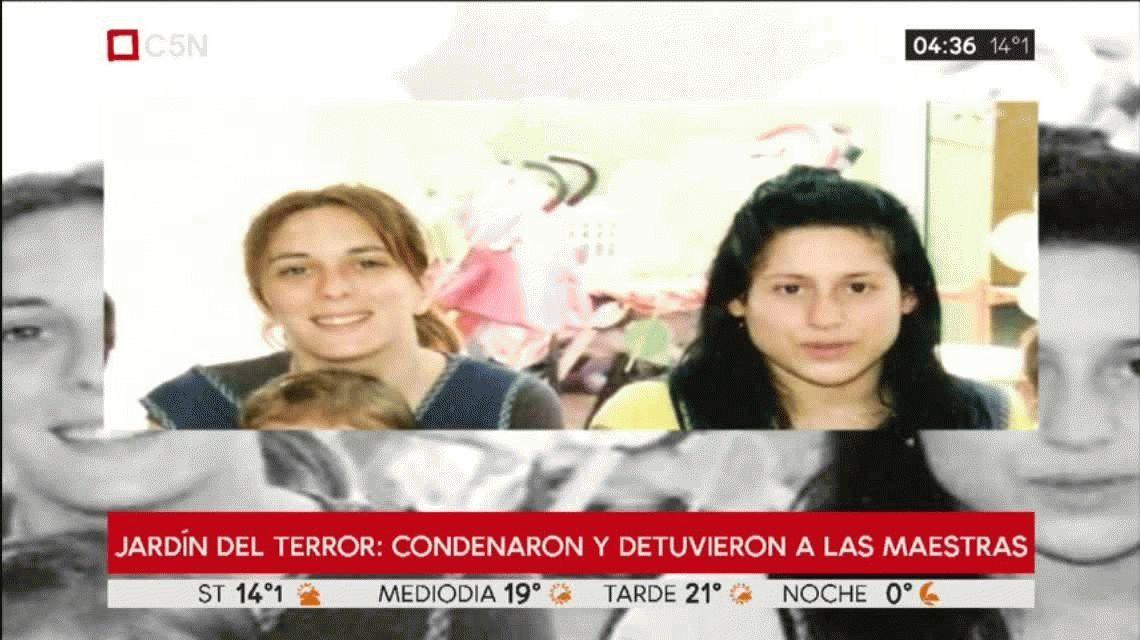 Condenaron a las maestras que maltrataban a nenes en el Jardín Tribilín