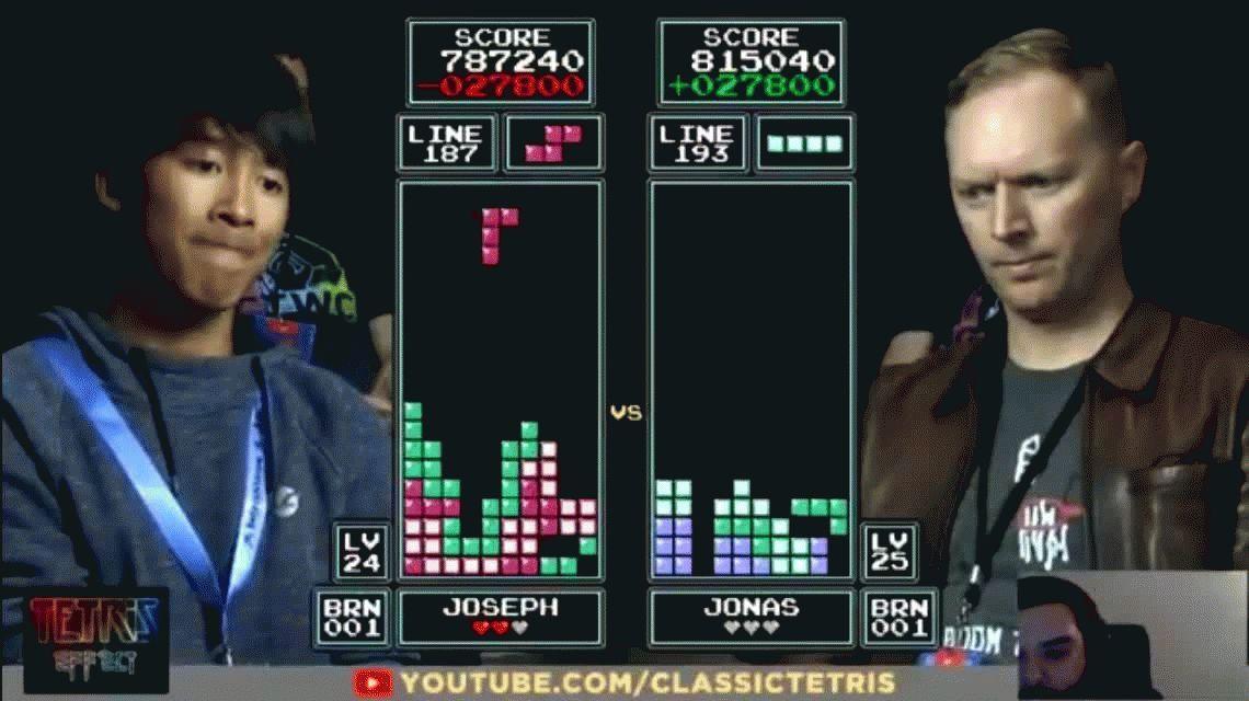 No se puede creer: uno de los relatos más emocionantes de la historia es de una final de Tetris