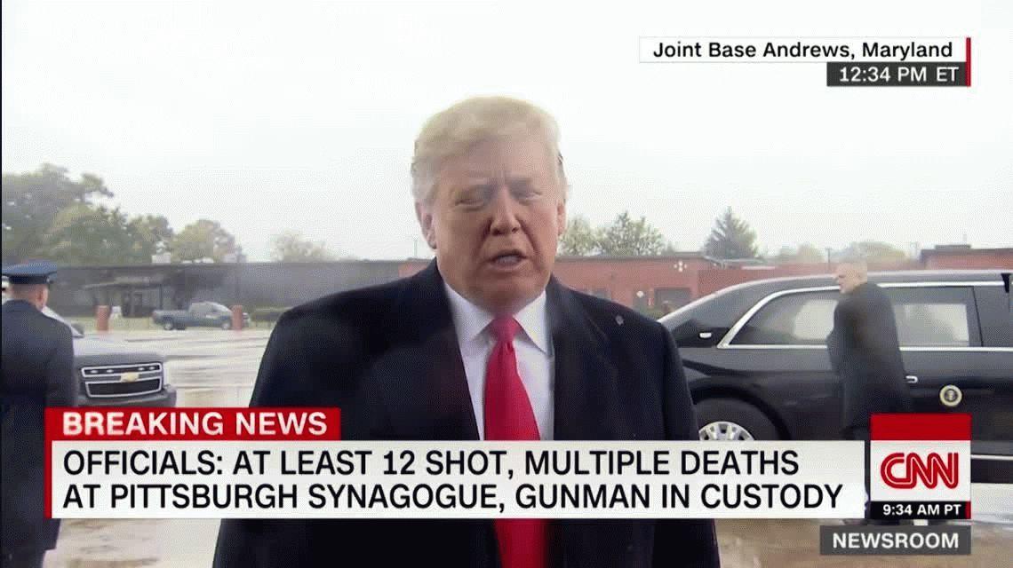 Donald Trump pidió la pena de muerte para los autores de tiroteos masivos