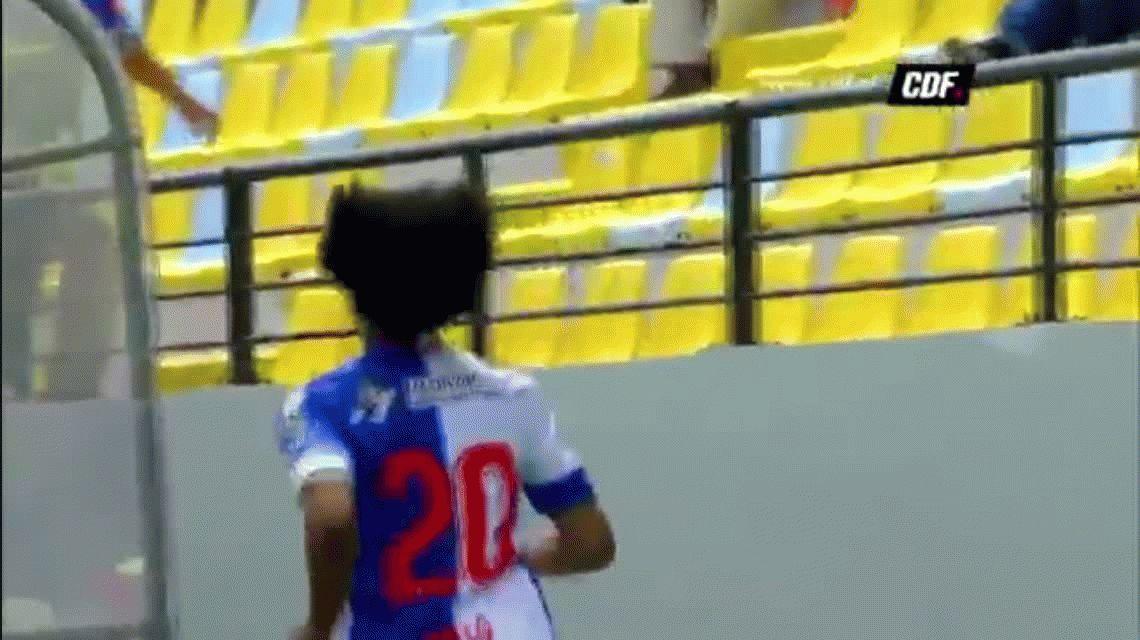 La peor de las suertes: hizo dos goles, le pidió casamiento a su novia y terminó fracturado