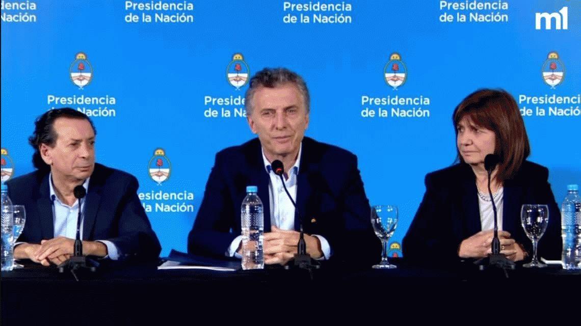 Atractividad: Macri inventó una palabra para referirse al Superclásico por la Copa Libertadores
