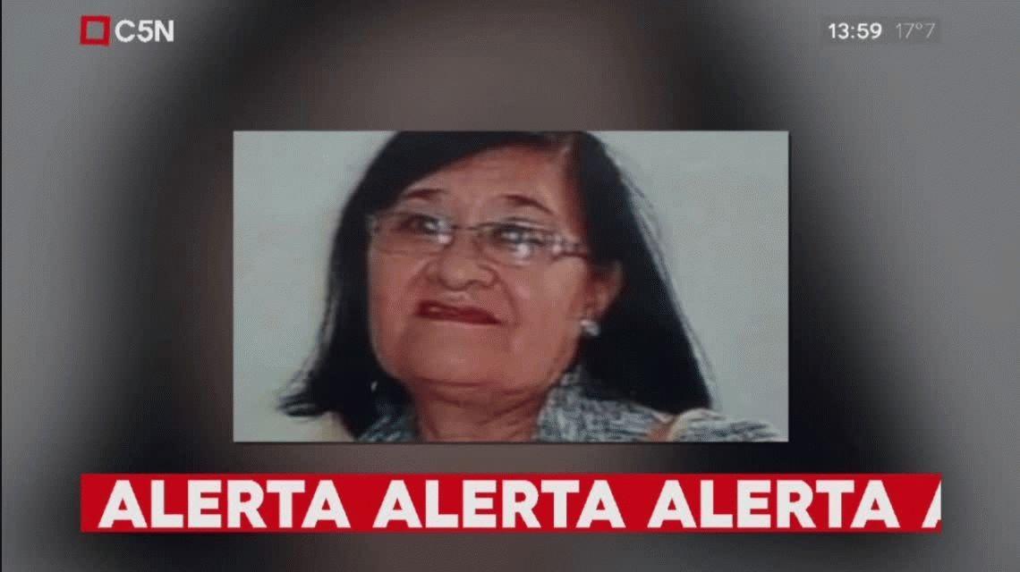 Una mujer de 66 años está desaparecida hace una semana en Paraná