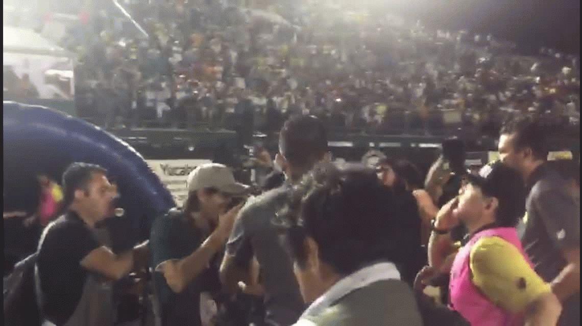 El alocado baile de Diego Maradona por la clasificación a la Liguilla de Dorados de Sinaloa