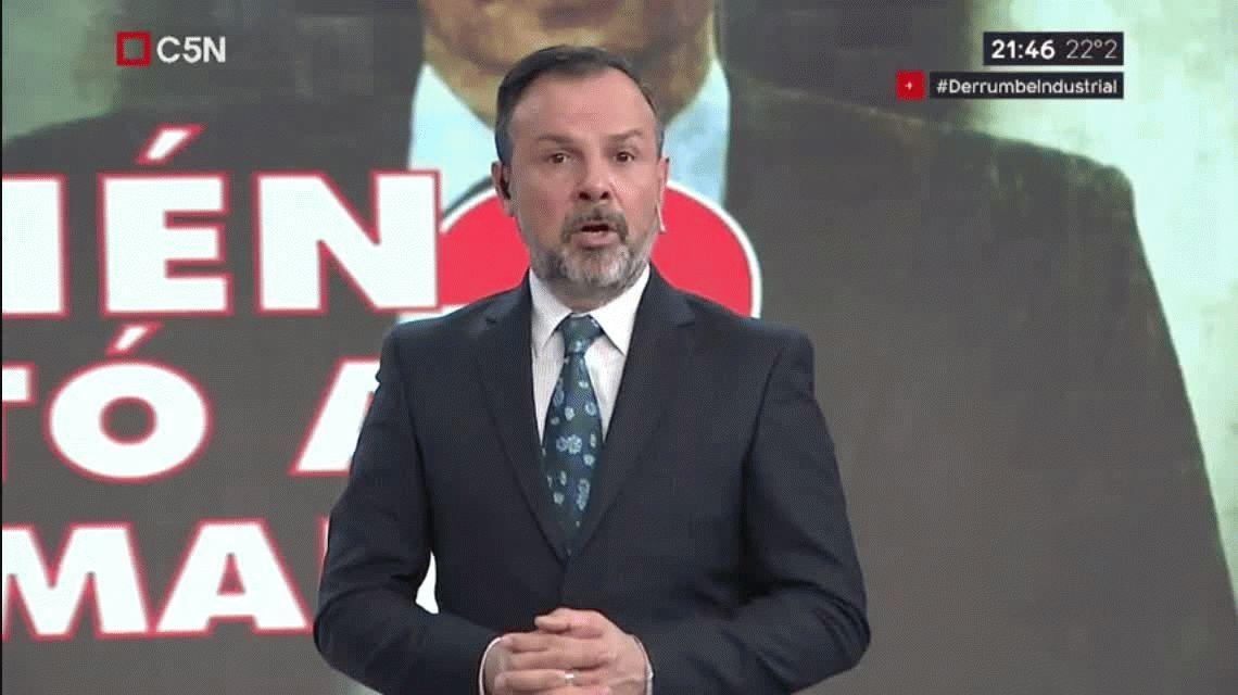 Pablo Duggan: Nisman se suicidó y está claro en el expediente