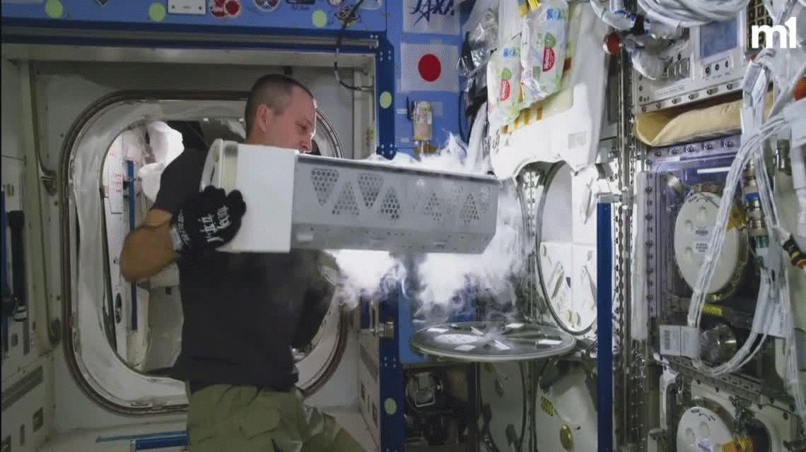 La NASA difundió un video en 8K de la Estación Espacial Internacional