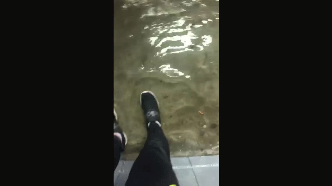 La Bombonera bajo agua: el motivo por el que no se juega la final este sábado