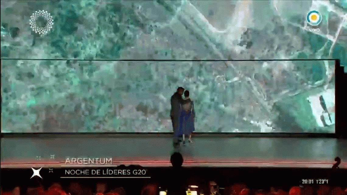 A más de 11 años de su despedida, Julio Bocca volvió a bailar en el Teatro Colón