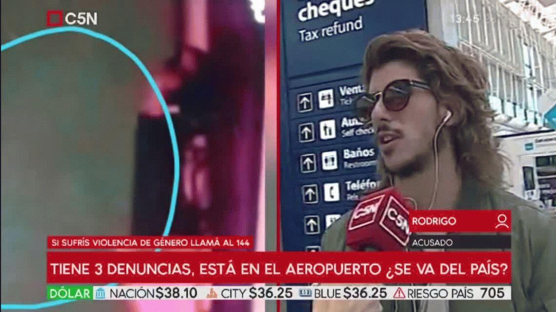 Rodrigo Eguillor, acusado de abusar de una chica, deja el país: se va a ver a Boca