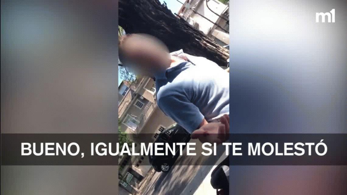 Acosó a una chica de 15 años en plena calle: Con ese shortcito provocás demasiado