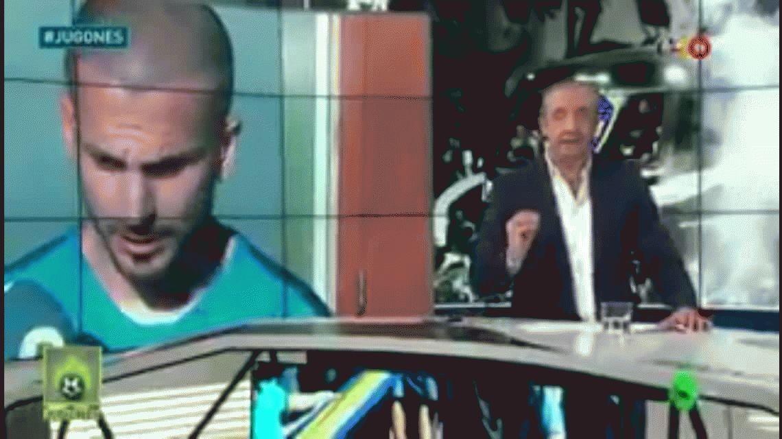 La polémica declaración de Benedetto sobre la presencia de Di Zeo en la final: Bienvenido sea