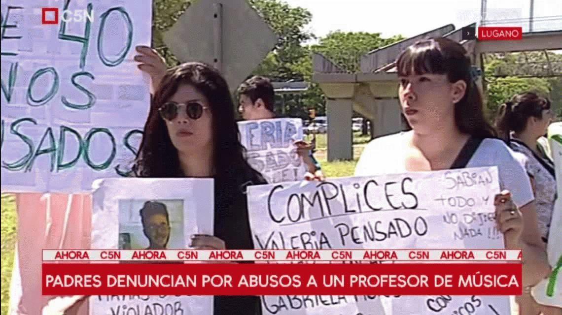 Villa Lugano: papás denuncian a un profesor de música por abusos en un jardín