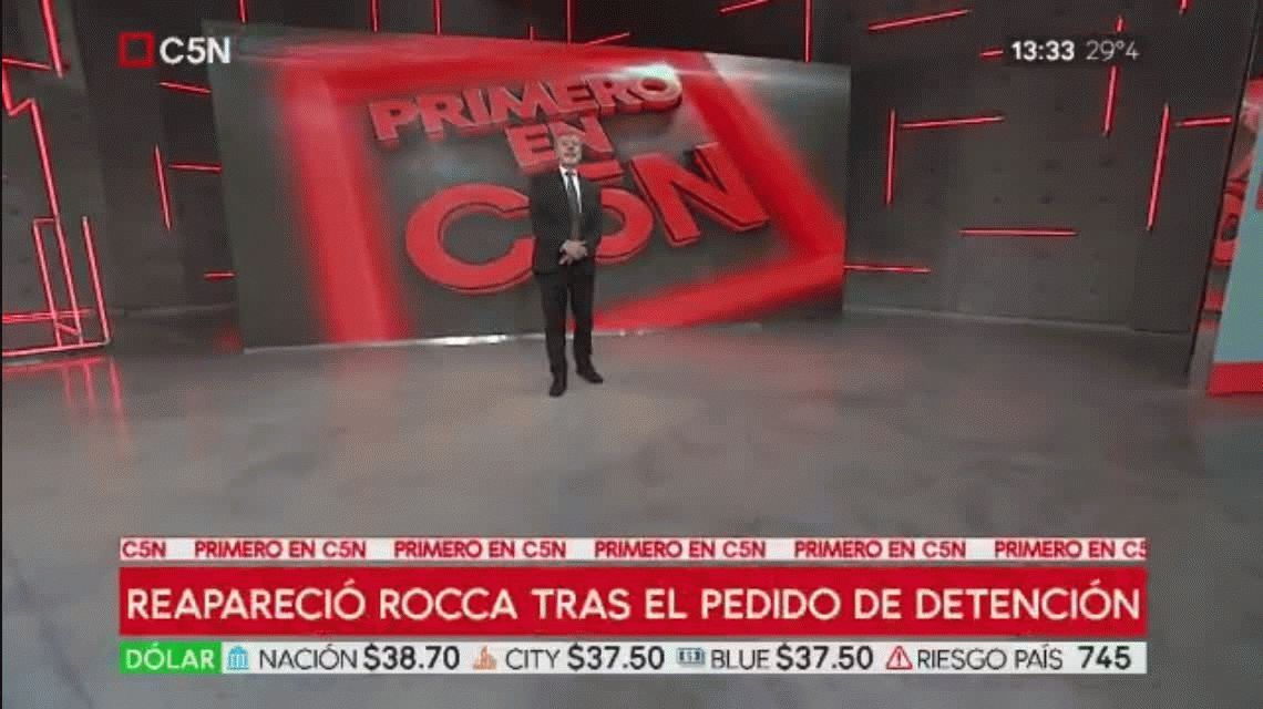 Después del pedido de su detención, reapareció Paolo Rocca y pidió que el dólar siga alto