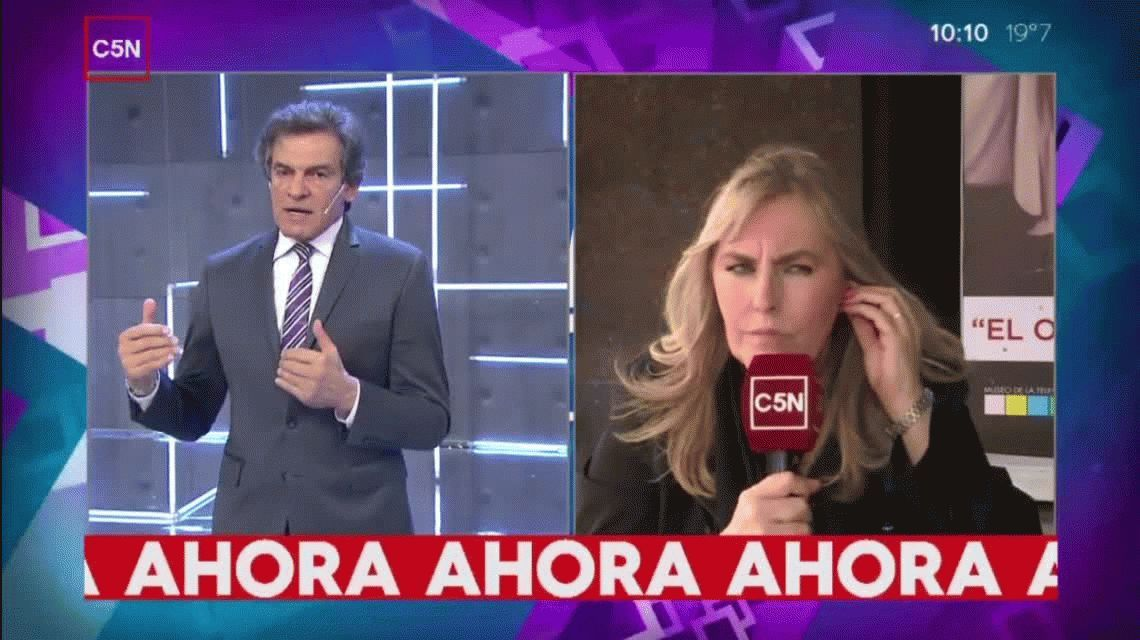 Preparan una nueva denuncia contra Juan Darthés: Estamos ante un abusador serial