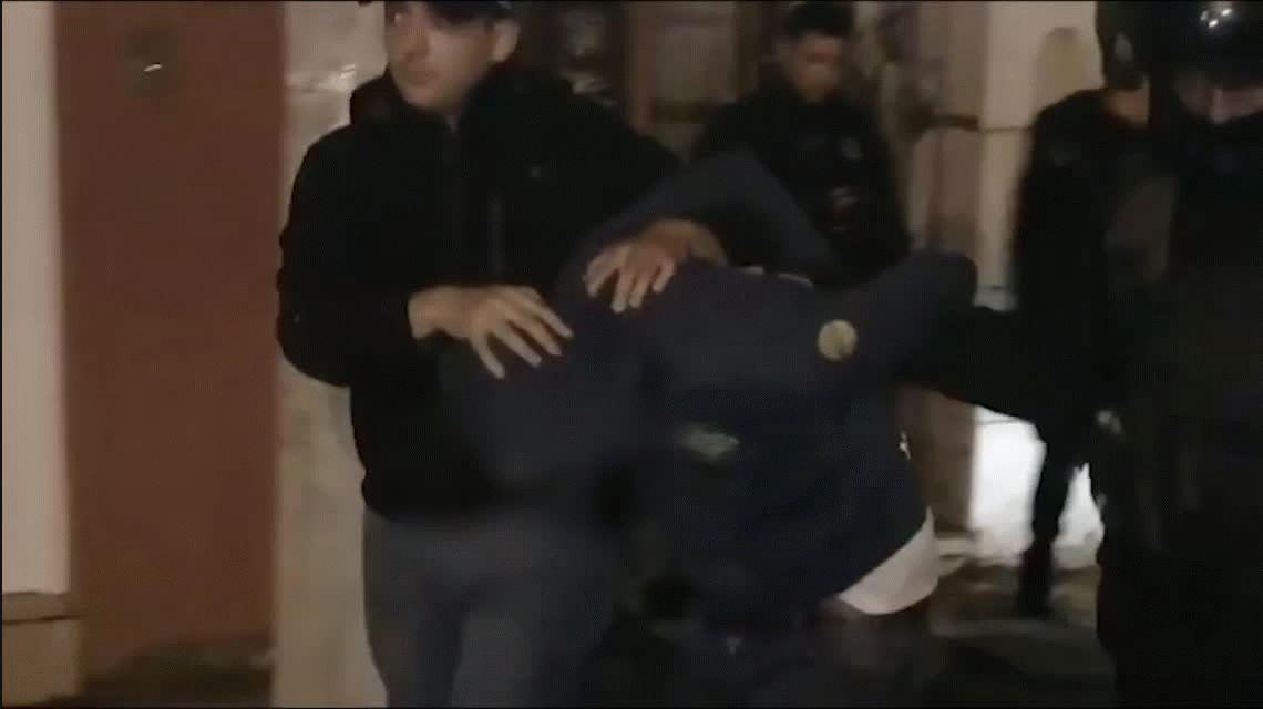 La Plata: detuvieron a un hombre que apuñalaba personas en el Parque Saavedra