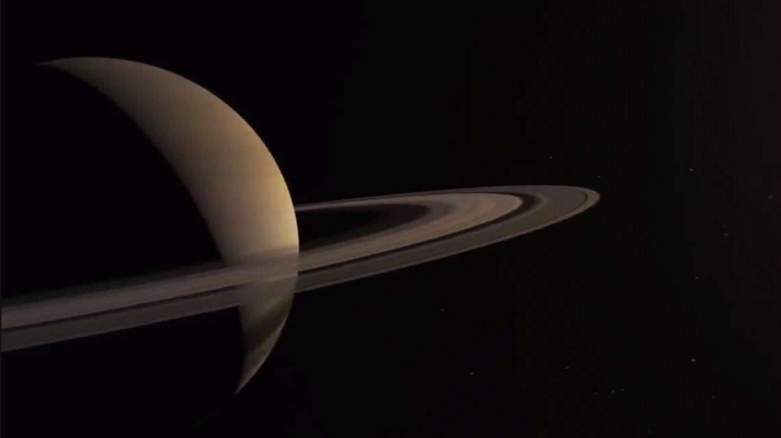 Saturno pierde sus anillos más rápido que lo esperado