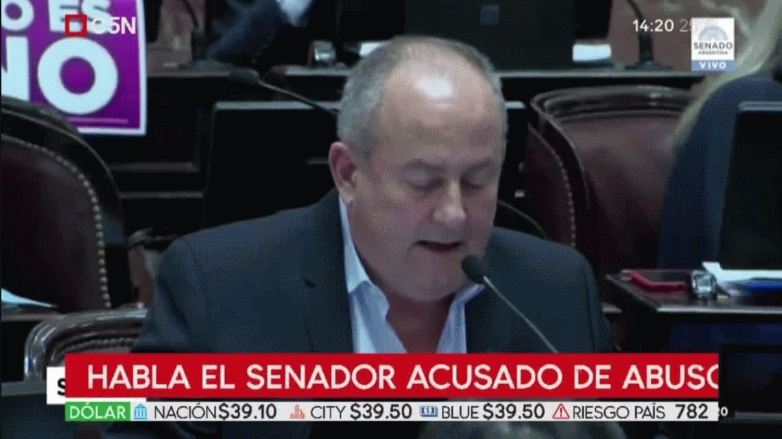 Juan Carlos Marino, ante la denuncia de abuso sexual: Pongo a disposición mis fueros