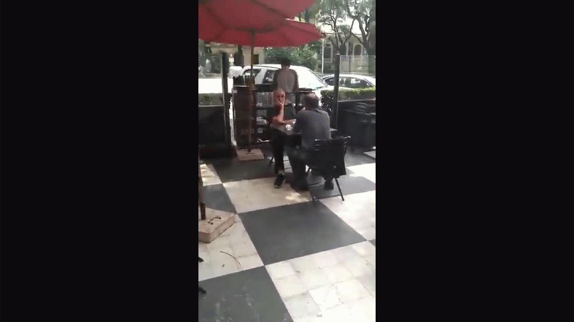 Insólito: detuvieron a un joven por insultar en un video viral al fiscal Germán Moldes