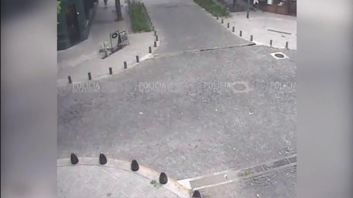 VIDEO: Así siguieron y encontraron las cámaras de seguridad de la Ciudad a Michelle