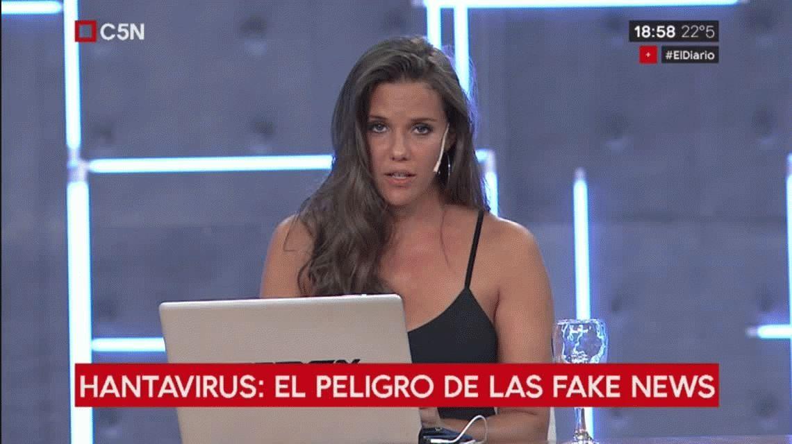 Un audio viral sobre precauciones contra el hantavirus resultó ser fake news