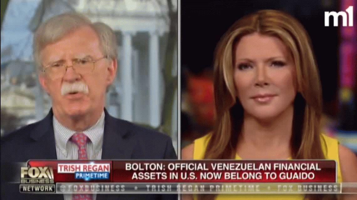 El funcionario que expresa el deseo oculto de Trump con Venezuela