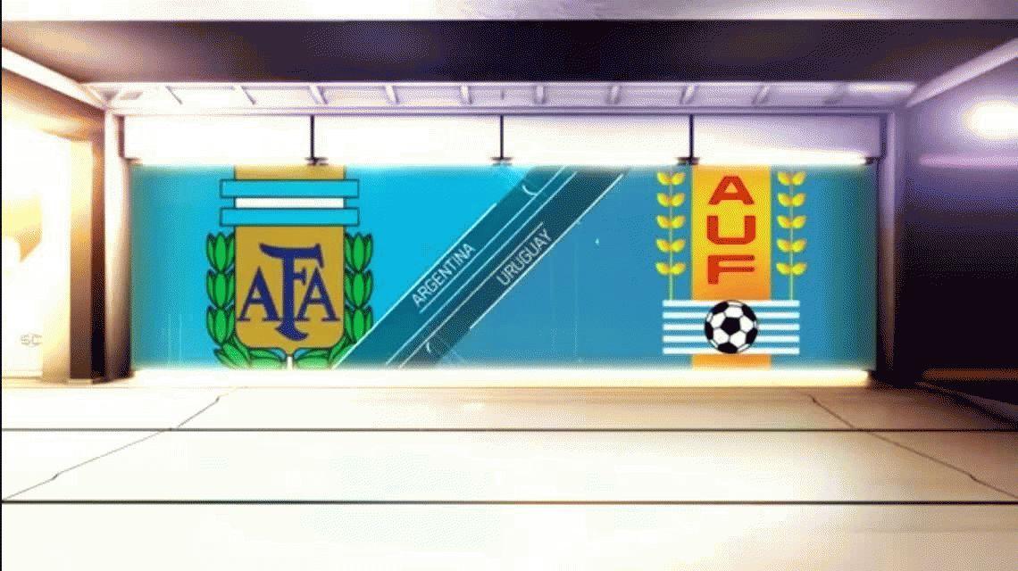 La Argentina Sub 20 le ganó a Uruguay, clasificó al Mundial y va por el título