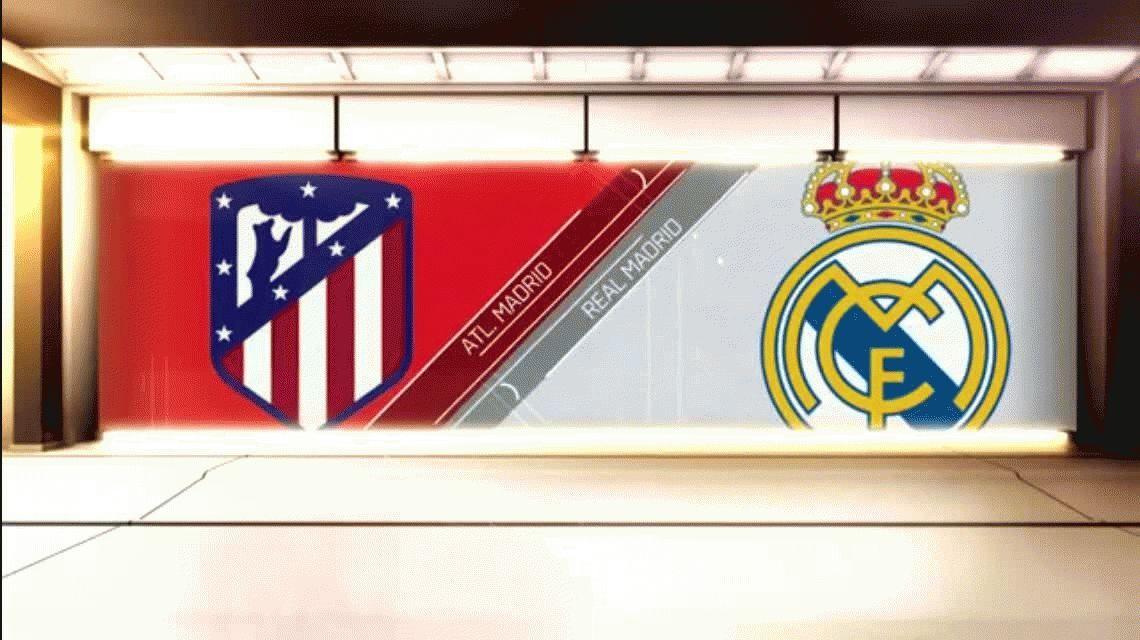 El Real Madrid de Solari le ganó al Atlético Madrid de Simeone en el Wanda