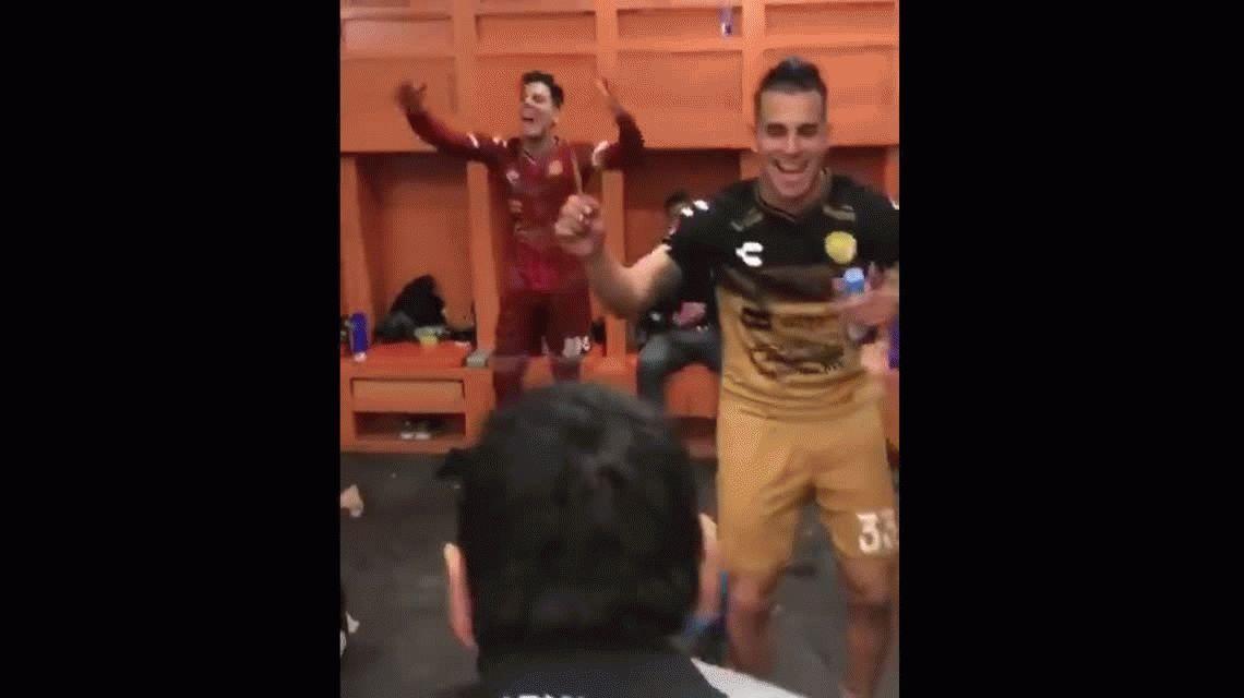 Dorados de Sinaloa volvió al triunfo y Maradona lo celebró a todo baile