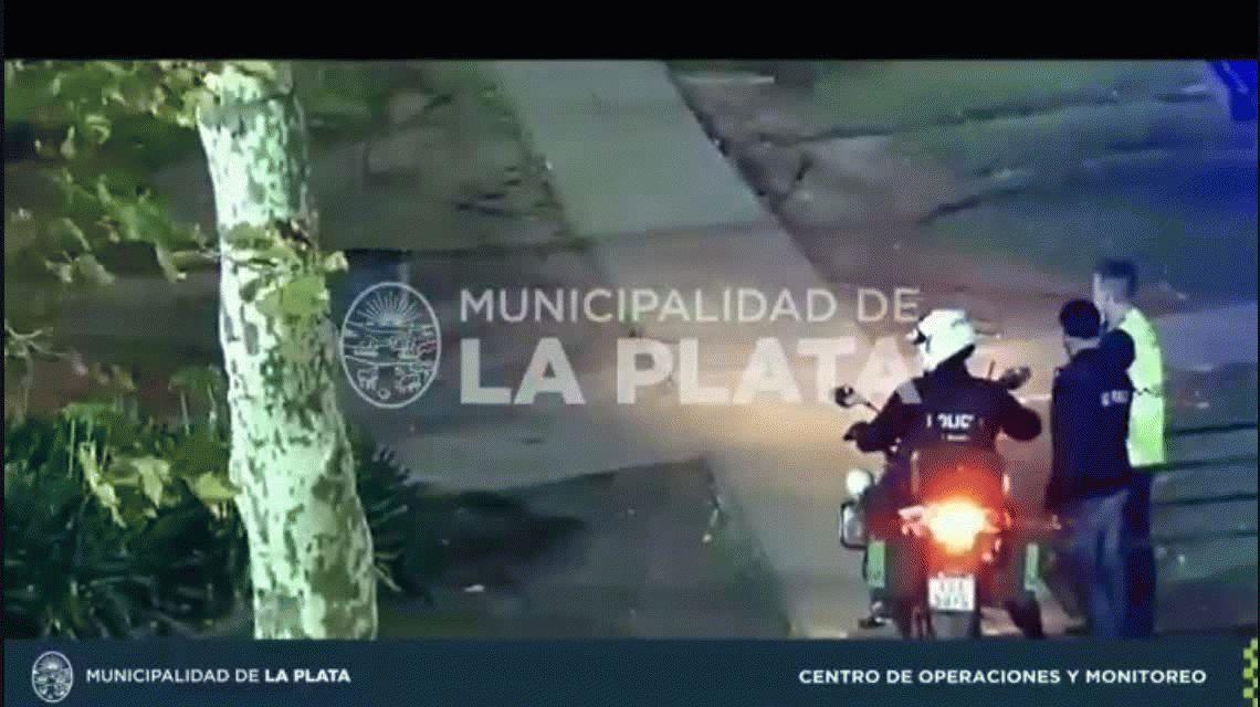 Así detuvieron al asesino de Nadia Ferraresi en Ensenada