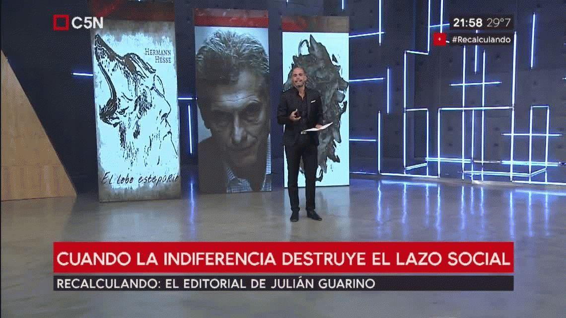 El Lobo Estepario: discursos falaces, bolsillos vacíos