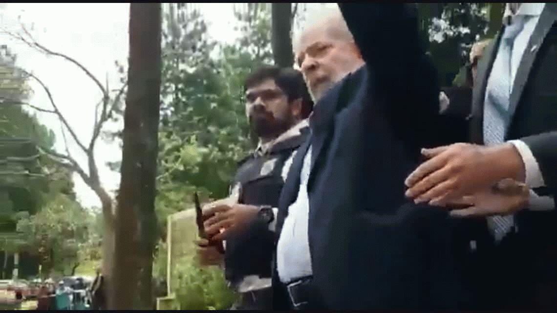 El dolor de Lula: A mi nieto le hacían bullying; sus compañeros le decían que su abuelo era un ladrón
